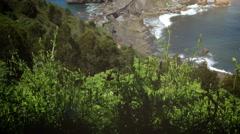 The San Juan de Gaztelugatxe. Basque Country, Spain. Stock Footage