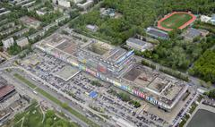 Ostankino television center (First channel) - stock photo