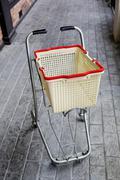 Shopping grocery cart Kuvituskuvat