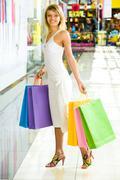 Shopaholic Stock Photos