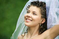 Stylish fiancee - stock photo