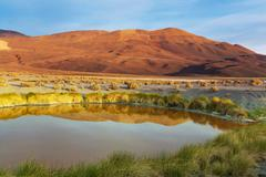 Northern Argentina Stock Photos