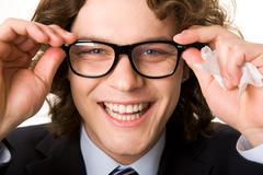 Eyesight - stock photo