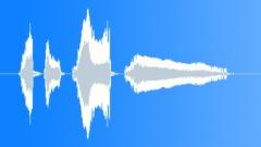 Cartoon chipmunk surprised ask - sound effect