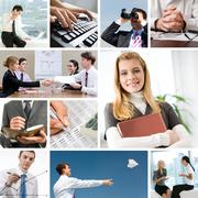 Business themes Stock Photos