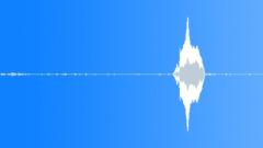 (k) Sound Effect