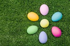 Symbol of Easter Stock Photos
