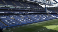 Stamford Bridge Stock Footage