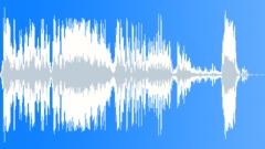Zombie massacre vocal attack intimidate 05 Sound Effect