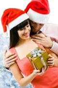 Mood of Christmas - stock photo
