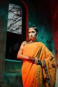 Indian woman Kuvituskuvat