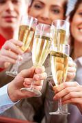 Cheers - stock photo