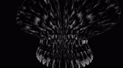 4k dark abstract backgrounds imagination cool funky music video stage фоны - stock footage