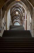 Munich City Hall Interior - stock photo