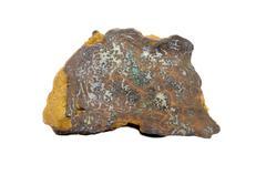 Boulder Opal - stock photo