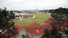 Crissy Field, San Francisco. Stock Footage