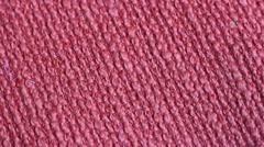 Textiles Fabric Backgrounds Stock Footage