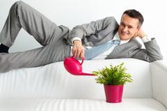 New business Stock Photos