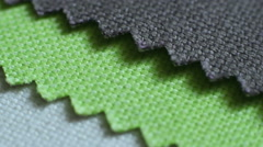Textiles Fabric Backgrounds 21 Stock Footage