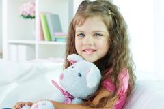 Stock Photo of Cute junior