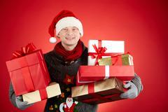 Merry Christmas! - stock photo