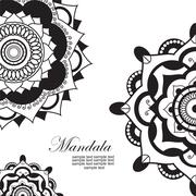 Mandala - stock illustration