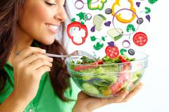 Healthy nutrition - stock photo