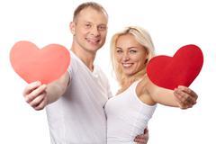Sweethearts - stock photo