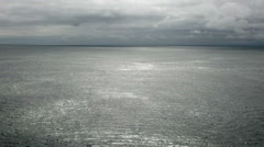 Calm Pacific Ocean. Stock Footage