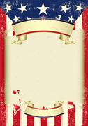 American retro dirty frame Stock Illustration