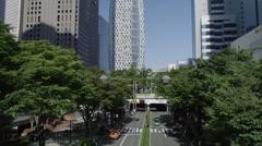 Tokyo Shinjuku scenes Stock Footage