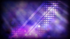 Jewel Toned Purple Abstract  background Stock Footage
