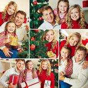 Christmas eve Stock Photos