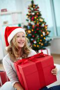 Christmas mood - stock photo