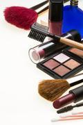 Cosmetics - Make-up Stock Photos