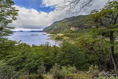 Tierra del Fuego - Argentina Stock Photos