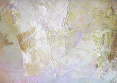 Abstract khaki tones on canvas Stock Illustration