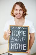 Home lover Stock Photos