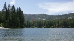 Hume lake Stock Footage