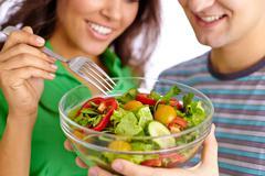 Healthy eating Stock Photos