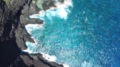 Makapuu, Beach, Oahu, Hawaii - stock footage