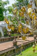 Buddhist Chimes - stock photo