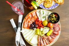 Antipasto Stock Photos