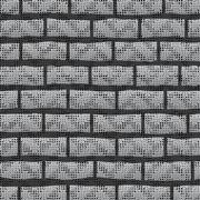 Grey Wall Stock Illustration