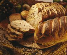 Farmhouse Bread - stock photo