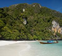Ko Phi Phi Island - Thailand - stock photo