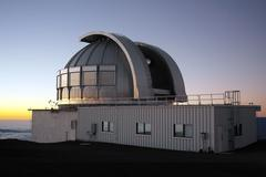 Astronomical Observatory - Hawaii - USA - stock photo