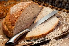Farmhouse Loaf Stock Photos