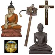 Religious Objects for Cutout - Isolated Stock Photos