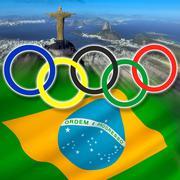 Rio de Janeiro - Brazil - Olympic Games 2016 Piirros